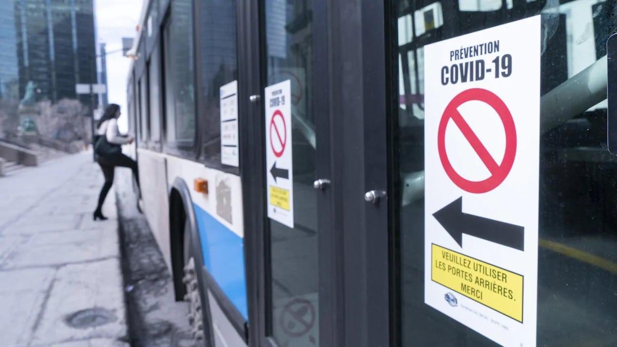 COVID-19 : L'impact sur les transports publics